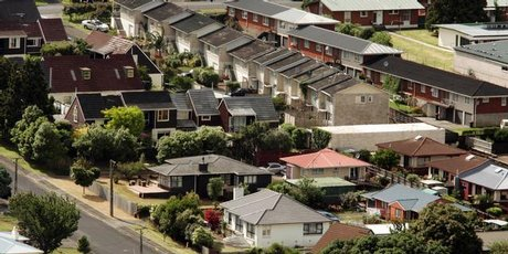 Between 50,000 and 80,000 Auckland homes have to be demolished and replaced with townhouses and apartments to create the world's most liveable city.