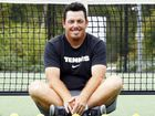 Glenn Moodie is the new on-site tennis coach at Brookwater Golf & Country Club.