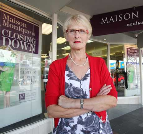 Tauranga women's clothing store Maison Monique is closing next month after 40 years in business.