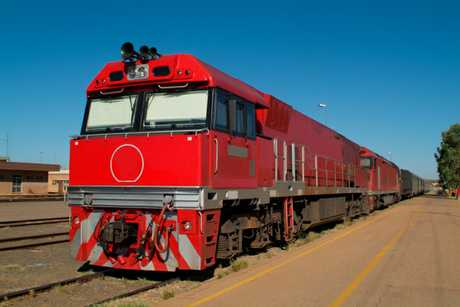 The Ghan, Australia. Photo / Thinkstock