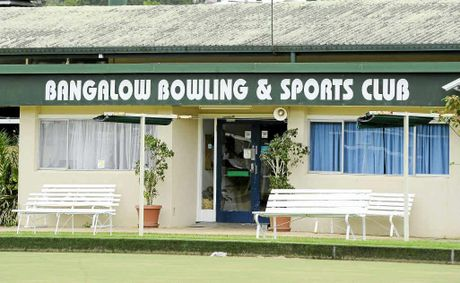 The Bangalow Bowling Club.