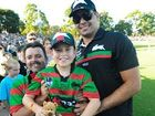 Greg Inglis will again be on the sidelines when South Sydney plays at BCU International Stadium on Saturday.