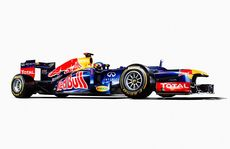 Red Bull Racing&#39;s RB8.