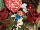 Rhonda Graham believes most people would do much better on Valentine's Day if they just felt better within themselves.