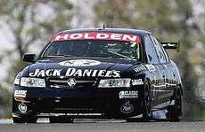 Nissan will continue the sponsorship of Jack Daniels, which currently adorns the Kelly's cars.