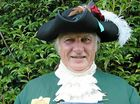 TOWN crier Bob Townshend is busy preparing for the 22nd National Championships of the Ancient and Honourable Guild of Australian Town Criers in March.