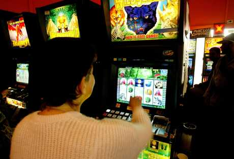 Punters dropped nearly$36.3 million into Hawke's Bay pokie machines last year - about $99,500 each day - but the number has fallen.