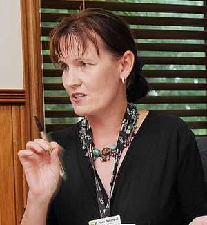 Fraser Coast Regional Council chief executive officer Lisa Desmond.