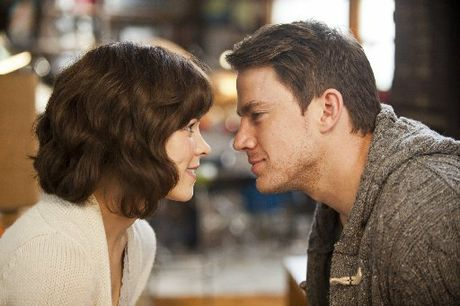 Channing Tatum (Leo) and Rachel McAdams (Paige) in The Vow. Photo / Supplied