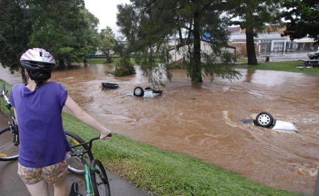 Toowoomba's creeks will soon be under the watchful eye of a state-of-the-art flood monitoring system.