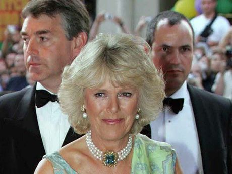 Camilla, the Duchess of Cornwall.