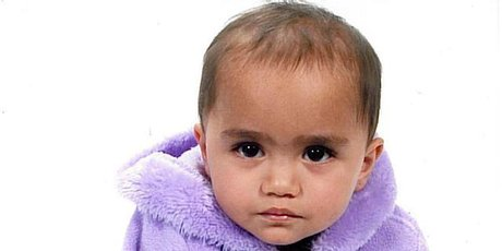 22-month-old Hail-Sage McClutchie died from 'non-accidental' head injuries.