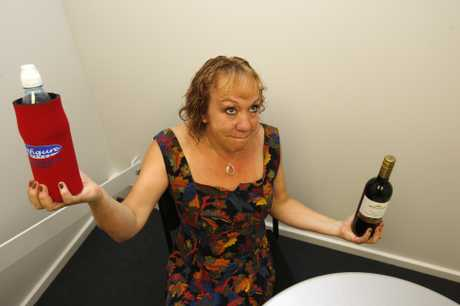 Alison Sabin-Hyde is doing the FebFast challenge staying away from alcohol for one month.