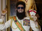 Sacha Baron Cohen as 'The Dictator'