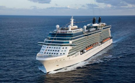 Celebrity Solstice.