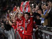 LIVERPOOL has ended an almost six year trophy-winning drought by defeating Cardiff City on penalties in the Carling Cup final.