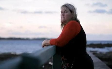 Joanne Ufer speaks out on mine safety in a new TV ad.