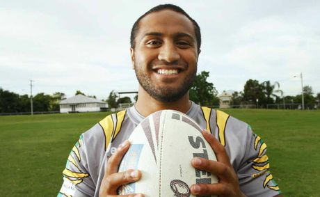 Ipswich Jets latest recruit Tu'u Maori has settled in well.