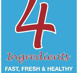 4 Ingredients - Fast, fresh and healthy by Kim McCosker
