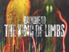 Radiohead's album cover 'The King of Limbs'.