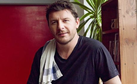 French-Australian chef Manu Feildel.
