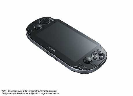 Playstation Vita - the next generation of gaming. Picture / Supplied