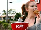 SICK of your partner checking their phone during mealtimes? Fast food giant KFC is suggesting you toss their device in the bucket.
