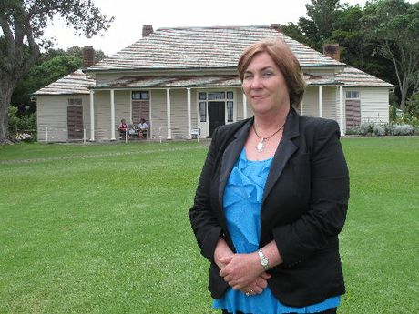 Jeanette Richardson is in the running for Kiwibank New Zealander of the Year.