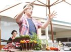 RESIDENTS are being encouraged to get back in the kitchen today as part of Jamie Oliver's Food Revolution Day.
