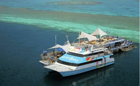 Fantasea Adventure Cruising has won another top Australian tourism award. The company offers unique experiences for guests especially on their popular Reefworld pontoon which is located at Hardys Reef.