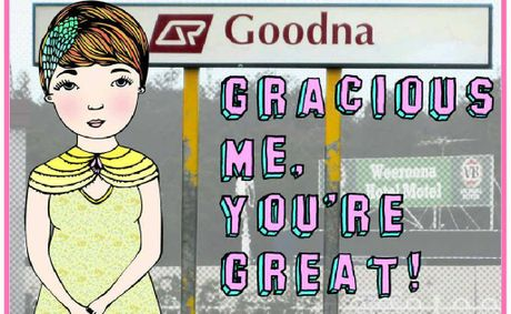 Goodna and Wacol stations feature in a new range of greeting cards from Able and Game.