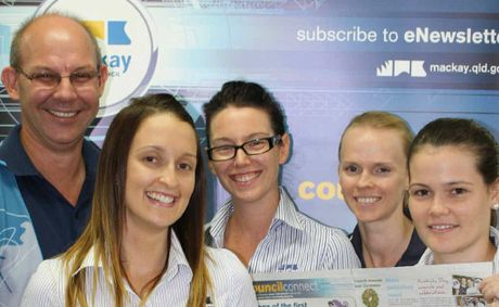 Mackay Regional Council has taken out the brand communication award for its Council Connect initiative at the Government Communications Australia conference.