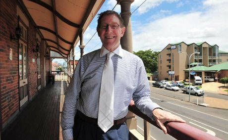 Housing Minister Bruce Flegg.