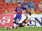 Brisbane roar fell 4-2 to FC Tokyo in the Japanese capital on Wednesday night.