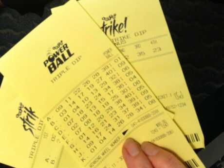The new year looks a whole lot better for one lucky person, who picked up $15 million in the Big Wednesday draw last night.