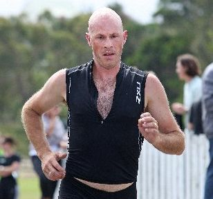 Wanganui&#39;s Jason Page was the first home amongst the local athletes competing at the 29th Kellogg&#39;s Nutri-Grain Ironman New Zealand in Taupo on Saturday