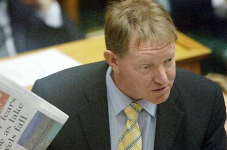 Former cabinet minister Nick Smith