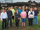 Nine Grantham flood heroes are on the cover of the new Beaudesert WhitePages and YellowPages.