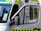 A man is dead after being run over by a forklift in Christchurch this morning.
