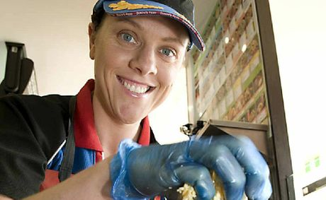 Domino's Pizza franchisee owner Deb Ramm is always looking for new staff.