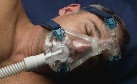 A CPAP system - continuous positive airway - is one of the major methods of tackling sleep apnoea.
