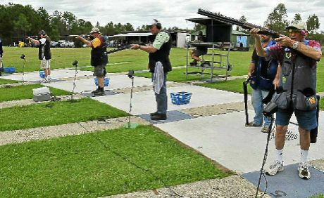 A development approval was good news for Maryborough Clay Target Club members.
