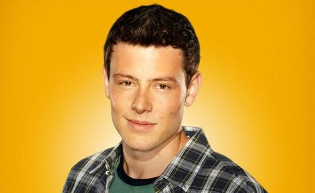 Cory Monteith stars in the TV series Glee.
