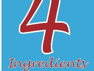 4 Ingredients by Kim McCosker.