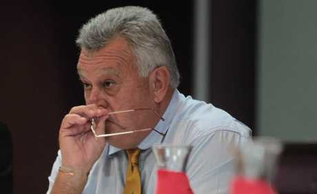 Q&A; Forum at Nambour RSL for the state seat of Nicklin. John Connolly. Photo: Cade Mooney / Sunshine Coast Daily