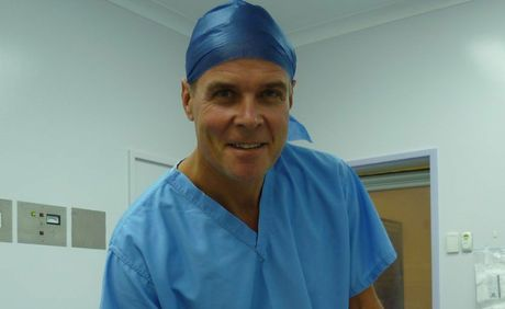 Orthopaedic surgeon Anthony Wilson has used a new surgical technique for the first time in Queensland.