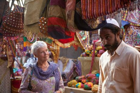 Still from the Best Exotic Marigold Hotel