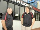The Marsden Tavern's Paul Vines and Brad Nobbs are willing to hold underage events after an increase in Yeppoon teenagers causing trouble.