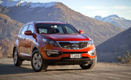 Designer Peter Schreyer has produced a successful makeover of the Kia Sportage.