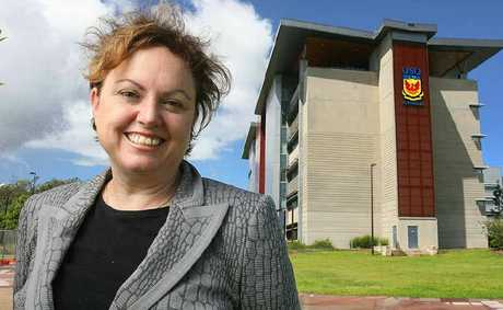 Professor Jan Thomas is the new Vice-Chancellor of The University of Southern Queensland.